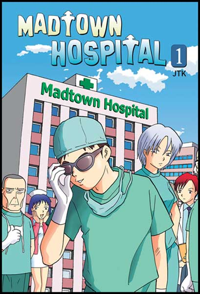 Image: Madtown Hospital Vol. 01 SC  - Netcomics