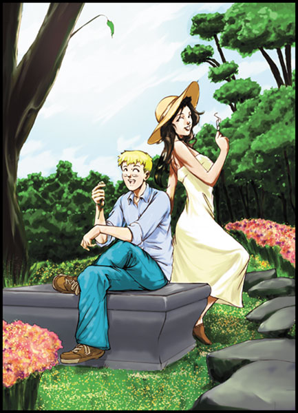 Image: Love as a Foreign Language Vol. 6 SC  - Oni Press Inc.