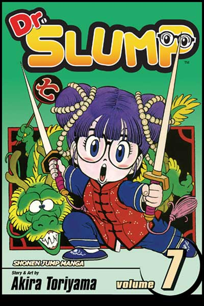 Image: Dr. Slump Vol. 07 SC  - Viz Media LLC