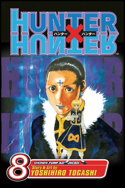 Image: Hunter X Hunter Vol. 08 SC  - Viz Media LLC