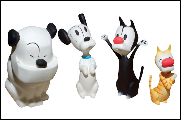 Image: Mutts PVC Set  -