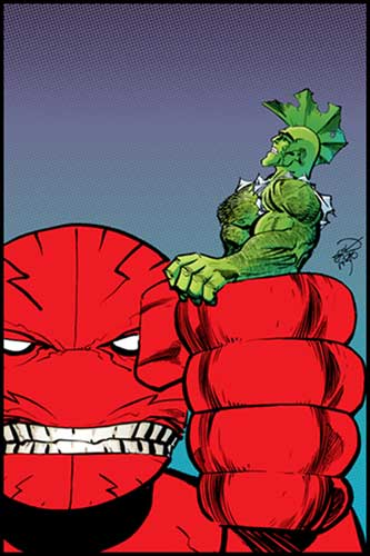 Image: Savage Dragon #126 - Image Comics