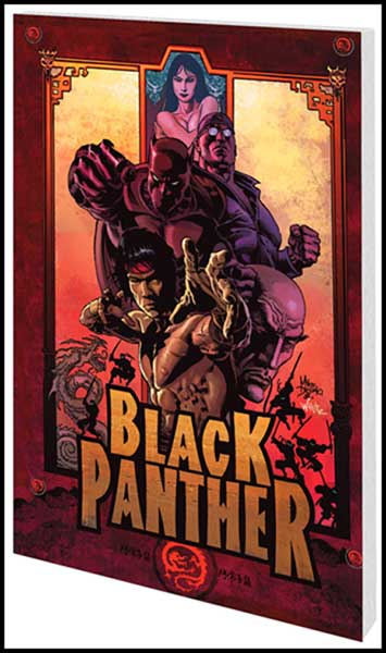 Image: Black Panther: Bad Mutha SC  - Marvel Comics