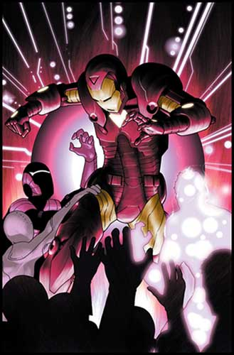 Image: Iron Man: The Inevitable #6 - Marvel Comics