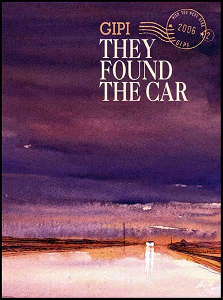 Image: They Found the Car  - Fantagraphics Books