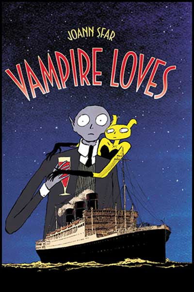 Image: Vampire Loves SC  - :01 First Second