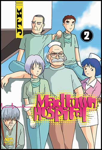 Image: Madtown Hospital Vol. 02 SC  - Netcomics