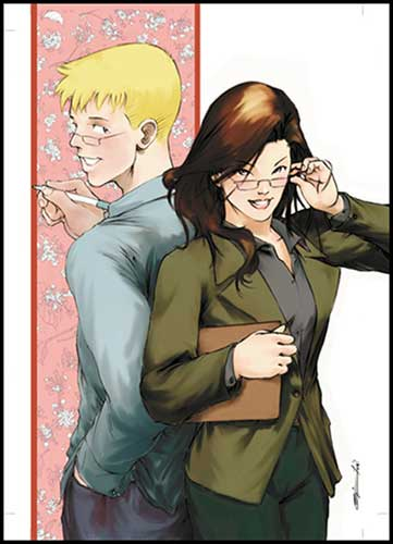 Image: Love as a Foreign Language Omnibus Book 1 SC  - Oni Press Inc.