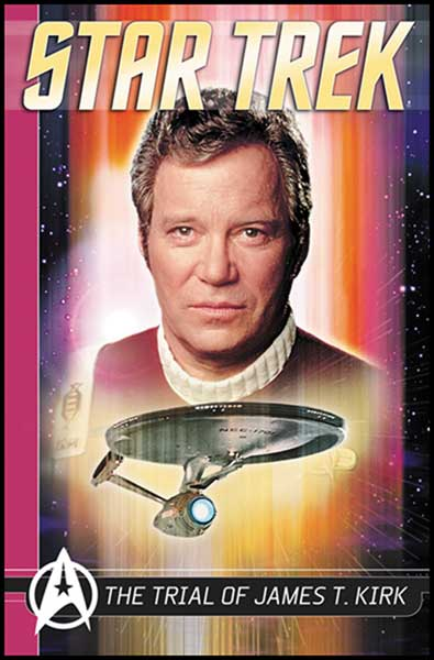 Image: Star Trek Comics Classics Vol. 03: Trial of James T. Kirk SC  - Titan Publishing