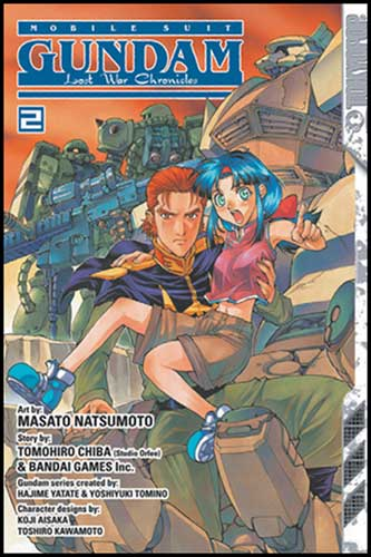 Image: Mobile Suit Gundam Lost War Chronicles Vol. 02 SC  - Tokyopop