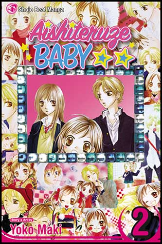 Image: Aishiteruze Baby Vol. 02 SC  - Viz Media LLC