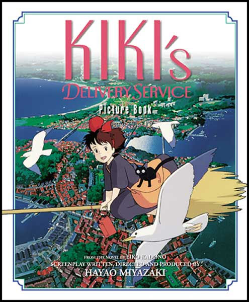Image: Kiki's Delivery Service Picture Book HC  - Viz Media LLC
