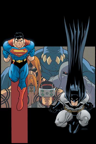 Image: Superman / Batman Vol. 04: Vengeance HC  - DC Comics