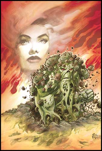 Image: Swamp Thing #28 (Vol. 4) - DC Comics