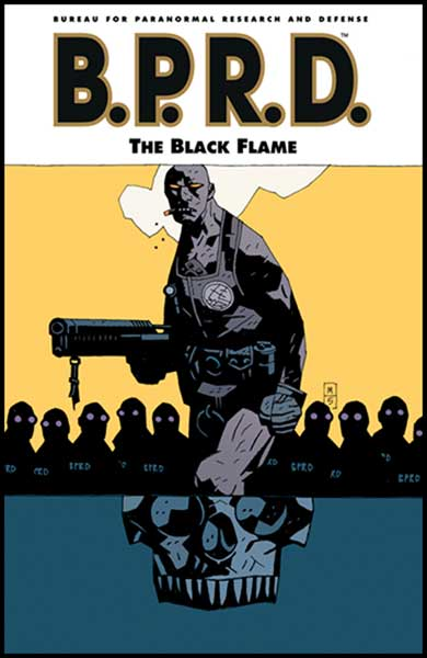 Image: B.P.R.D.: The Black Flame SC  - Dark Horse Comics