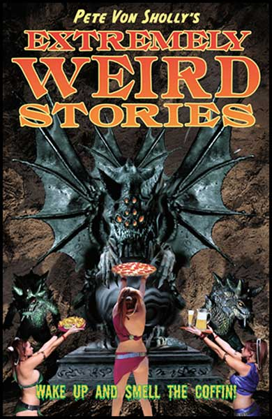 Image: Pete Von Sholly's Extremely Weird Stories SC  - Dark Horse Comics