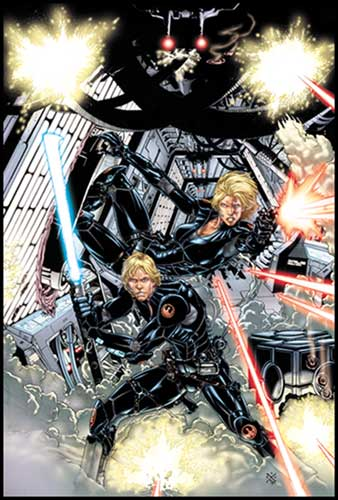 Image: Star Wars: Rebellion #3 - Dark Horse