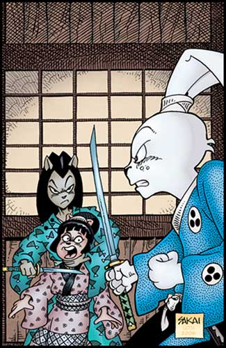 Image: Usagi Yojimbo #94 (Vol. 3) - Dark Horse