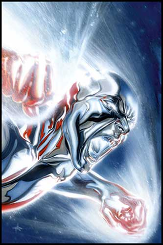 Image: Annihilation: Silver Surfer #3 - Marvel Comics