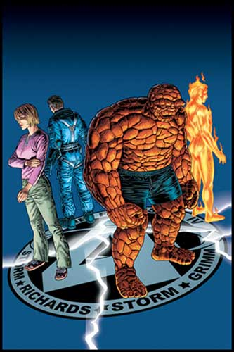 Image: Fantastic Four: First Family #4 - Marvel Comics