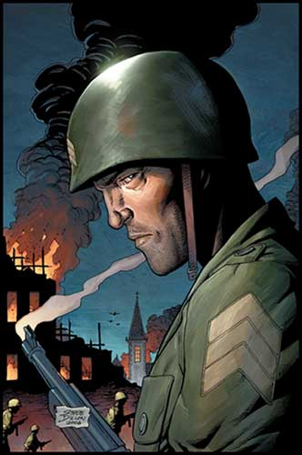 Image: Fury: Peacemaker #5 - Marvel Comics