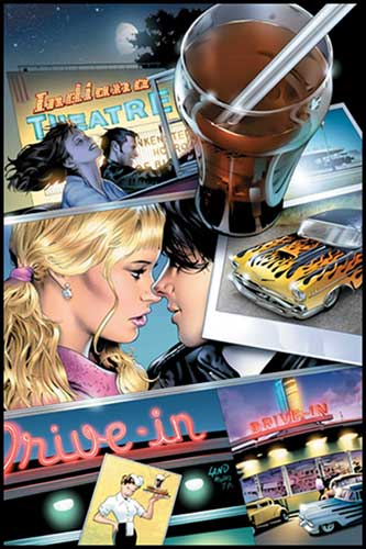Image: Marvel Romance Redux: Love Is a Four Letter Word  - Marvel Comics