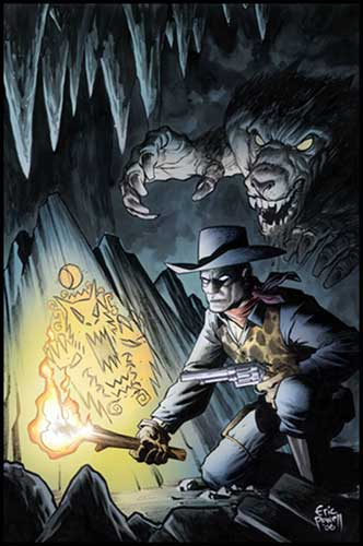 Image: Marvel Westerns: The Two-Gun Kid #1 - Marvel Comics
