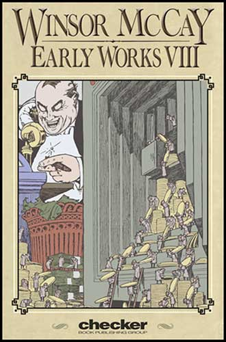 Image: Winsor McCay: Early Works Vol. 08 SC  - Checker Book Publishing Group