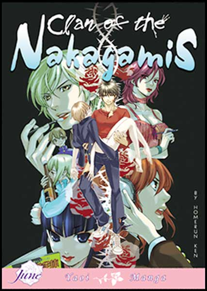 Image: Clan of the Nakagamis SC  - Digital Manga Distribution