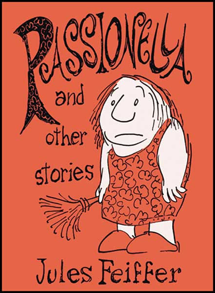 Image: Passionella and Other Stories HC  - Fantagraphics Books
