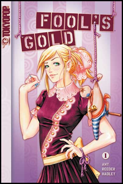 Image: Fool's Gold Vol. 01 SC  - Tokyopop