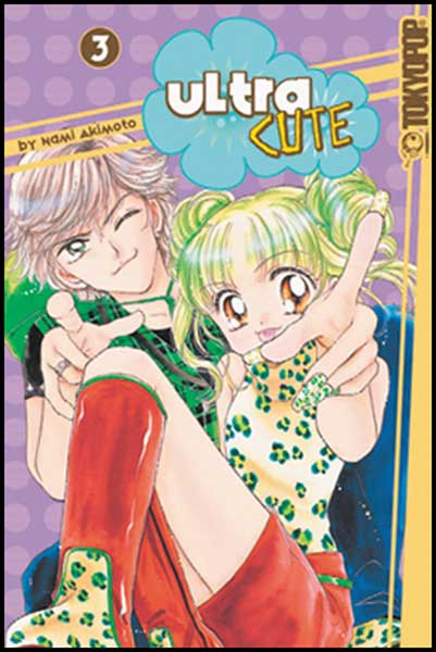 Image: Ultra Cute Vol. 03 SC  - Tokyopop