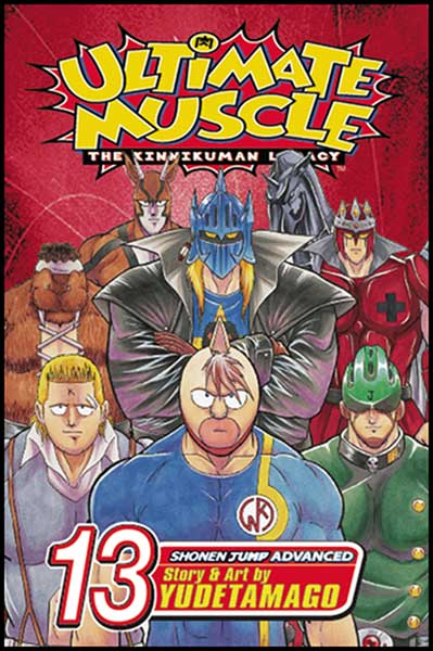 Image: Ultimate Muscle Vol. 13 SC  - Viz Media LLC