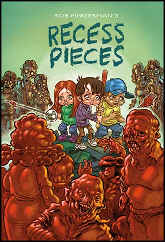 Image: Recess Pieces HC  - Dark Horse Comics