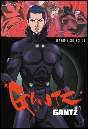 Image: Gantz Season 2 DVD Box Set  -