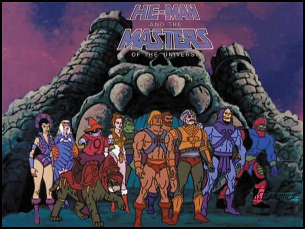 Image: He-Man & the Masters of the Universe Season Two Vol. 01 DVD  -