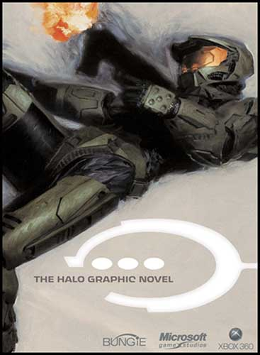 Image: Halo Graphic Novel HC  - Marvel Comics