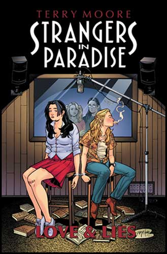 Image: Strangers in Paradise Vol. 18: Love & Lies SC  - Abstract Studios