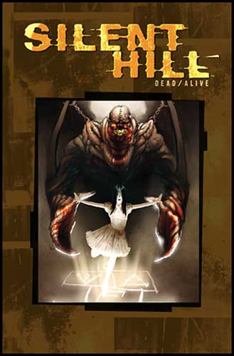 Image: Silent Hill: Dead / Alive SC  - IDW Publishing