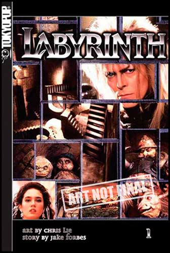 Image: Jim Henson's Return to Labyrinth Vol. 01 SC  - Tokyopop
