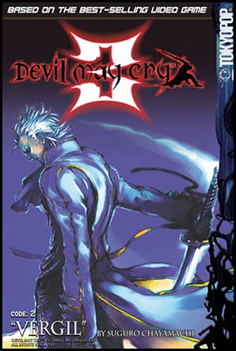 Image: Devil May Cry 3 Vol. 02 SC  - Tokyopop