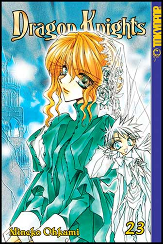 Image: Dragon Knights Vol. 23 SC  - Tokyopop