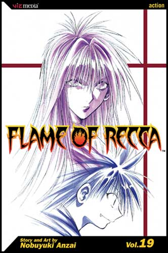 Image: Flame of Recca Vol. 19 SC  - Viz Media LLC
