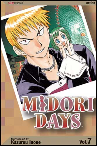 Image: Midori Days Vol. 07 SC  - Viz Media LLC
