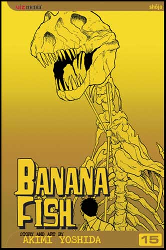 Image: Banana Fish Vol. 15 SC  - Viz Media LLC