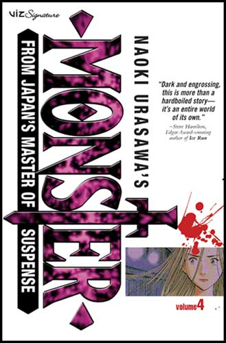 Image: Naoki Urasawa's Monster Vol. 04 SC  - Viz Media LLC