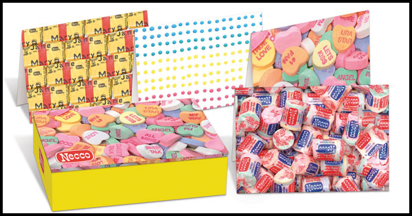 Image: Necco Candy Boxed Notecard Set  - Dark Horse Comics