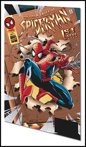 Image: Spider-Man Visionaries: Kurt Busiek Vol. 01 SC  - Marvel Comics