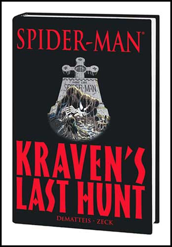 Image: Spider-Man: Kraven's Last Hunt HC  - Marvel Comics