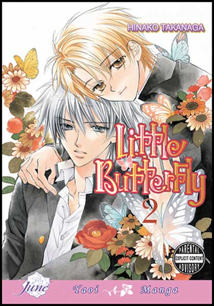 Image: Little Butterfly Vol. 2 SC  - Digital Manga Distribution